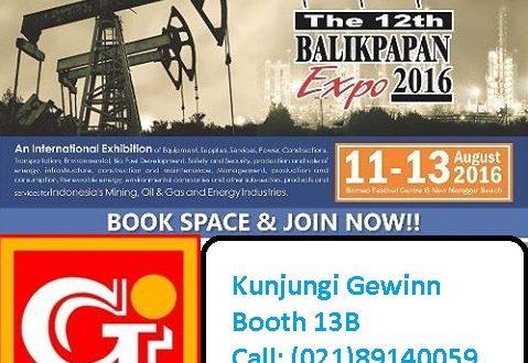 12th balikpapan expo 2016