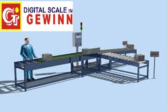 timbangan checkweigher conveyor