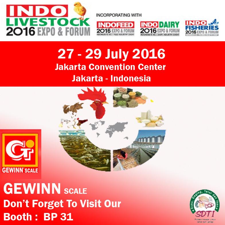 Pameran Indo Livestock Expo 2016