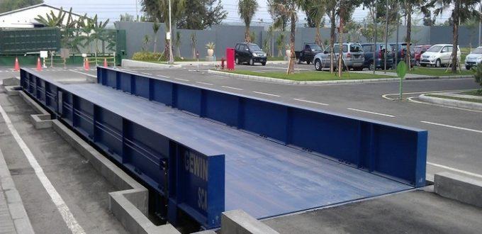 timbangan truk pertambangan