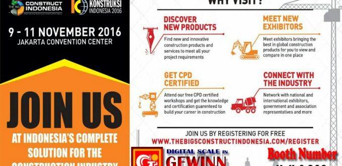 pameran expo konstruksi indonesia